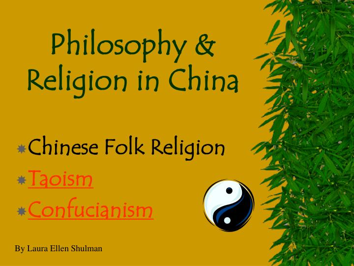 an analysis of taoism in chinese religion Confucianism and taoism laid the basic generational foundation within the psyche of the chinese people which would be passed down for nearly 25 centuries and ultimately pave the way for the rapid acceptance of communism in china in the 1950s.