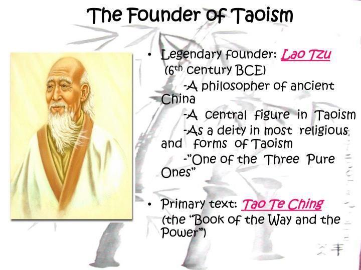 PPT - TAOISM PowerPoint Presentation - ID:5445053