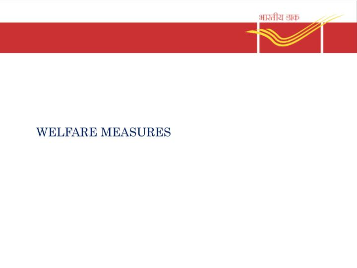 welfare measures n.