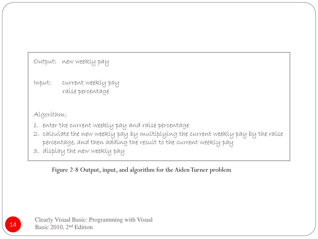 PPT - Clearly Visual Basic: Programming with Visual Basic