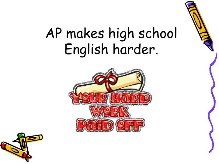 an introduction to the advanced placement language and composition L cps courses catalog  introduction to business & marketing 1 9  advanced placement 1 12 english 11 language & composition—advanced placement 1 12.