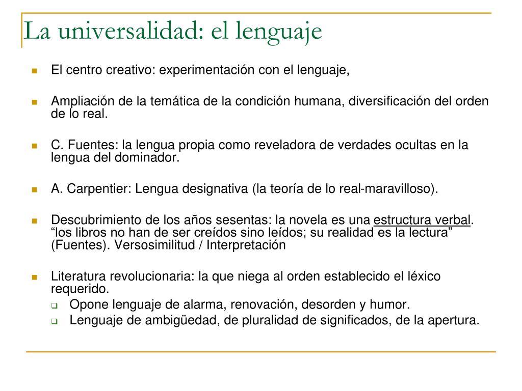 Ppt Corpus Narrativo Contrapuesto Novela De La Tierra