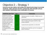 objective 2 strategy 1