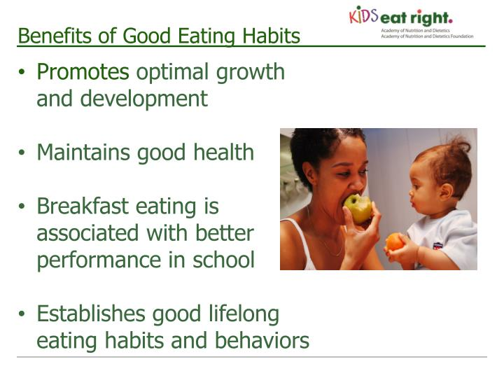 eating habits essay Free sample essay writing about 10 healthy eating habits example essay on healthy eating habits there are a lot of free essays, research papers and term papers on health topics here.