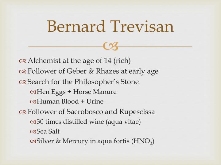 Bernard Trevisan