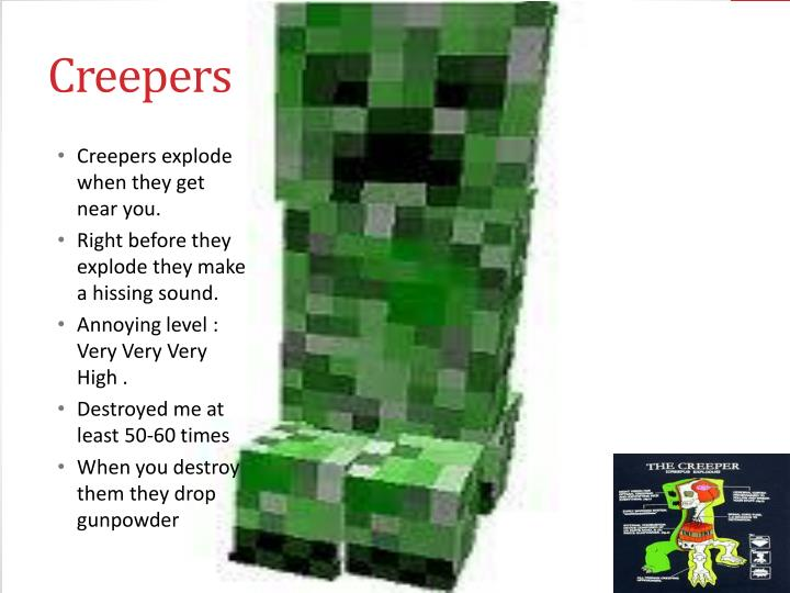 C reepers