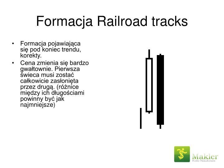 Formacja Railroad tracks