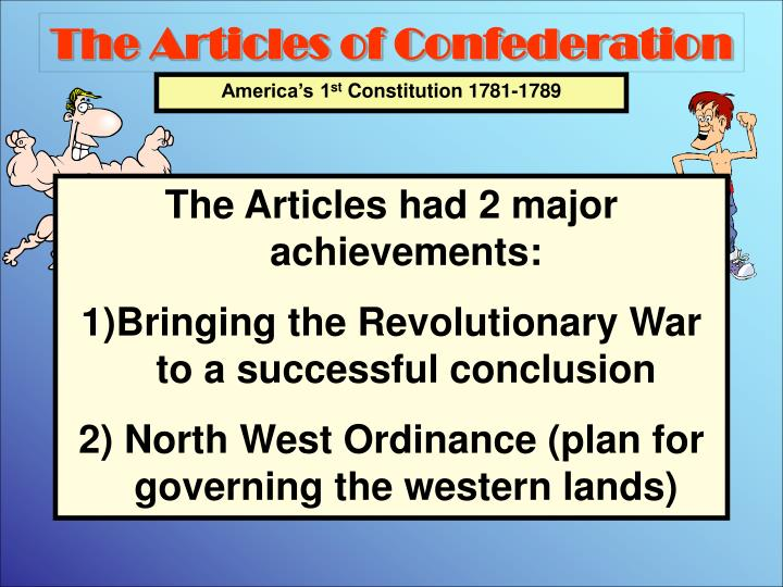 from 1781 to 1789 the articles of confederation essay This the articles of confederation (1781-1789) interactive is suitable for 7th - 12th grade in this online interactive history worksheet, learners respond to ten short answer and essay questions about the articles of confederation.