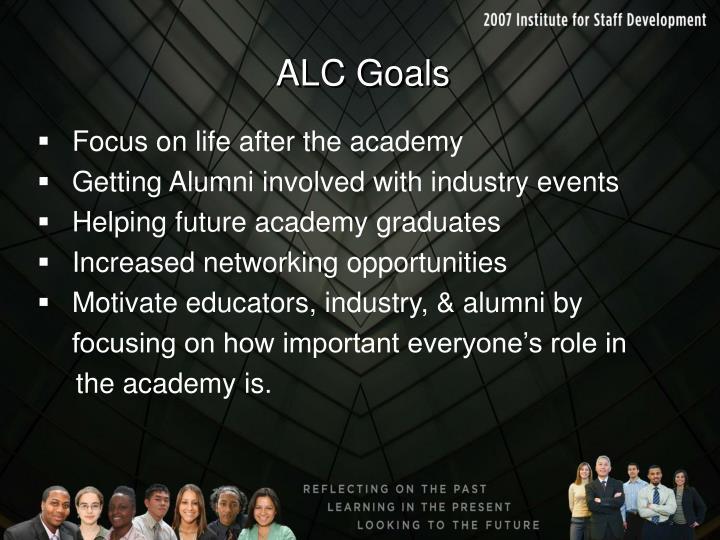 ALC Goals