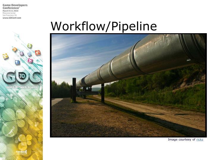 Workflow/Pipeline