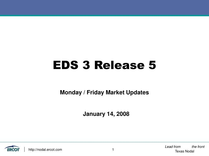 eds 3 release 5 n.