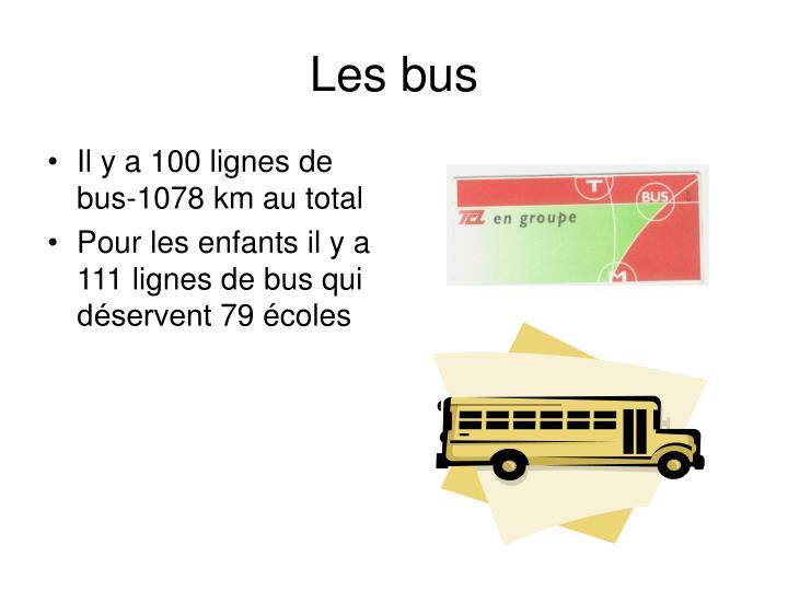 Les bus