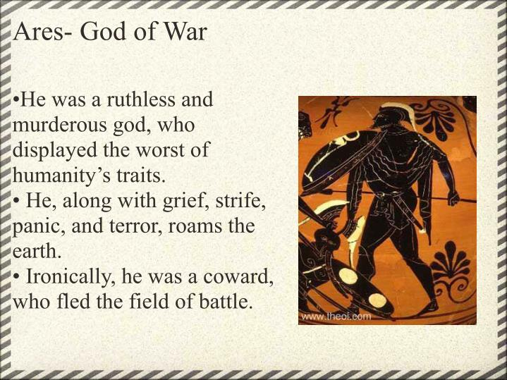 Ares- God of War