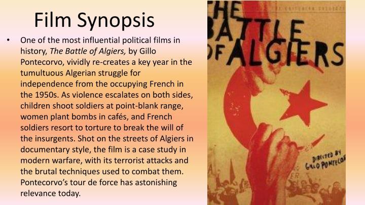 Film synopsis