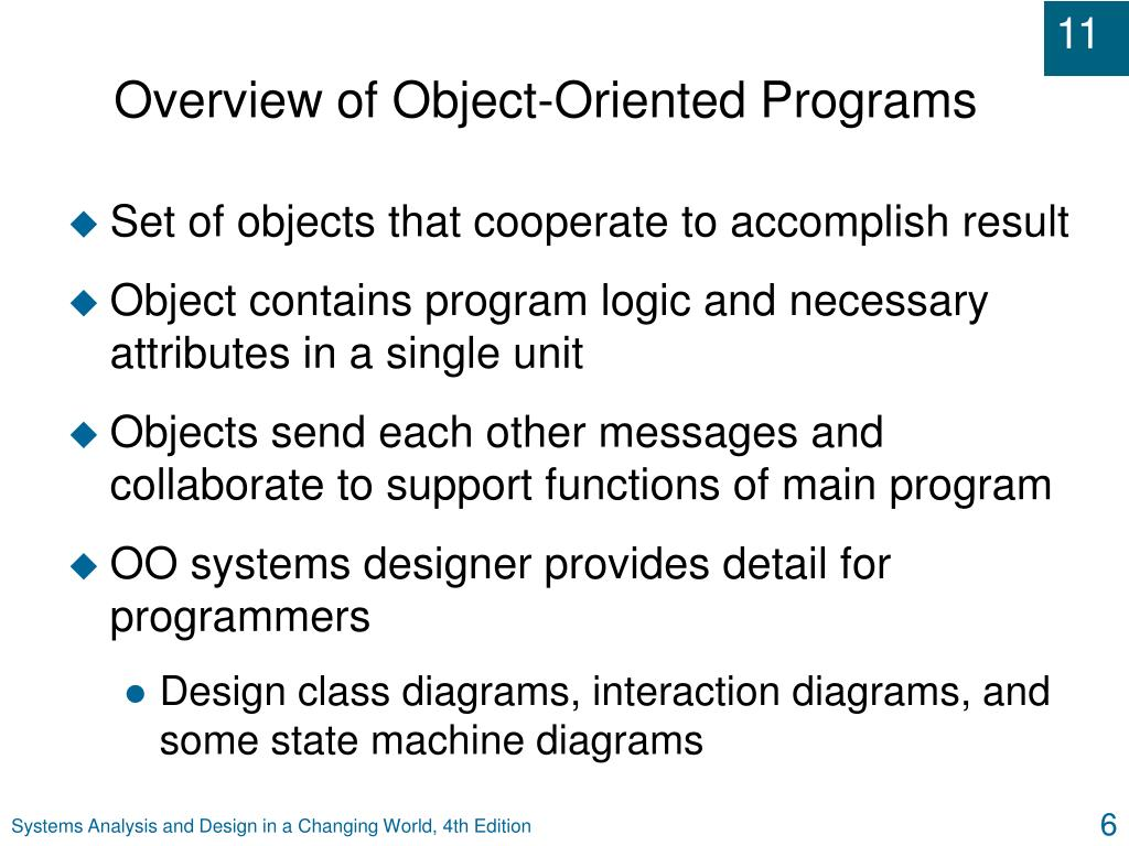 Ppt Chapter 11 The Object Oriented Approach To Design Use Case Realization Powerpoint Presentation Id 5450082