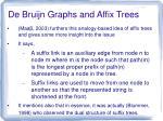de bruijn graphs and affix trees5