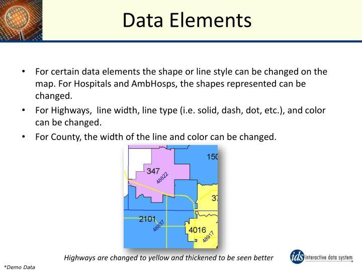 Data Elements