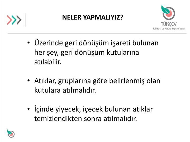 Ppt Gazi Mustafa Kemal Ortaokulu Geri Dönüşüm Sunumu Powerpoint