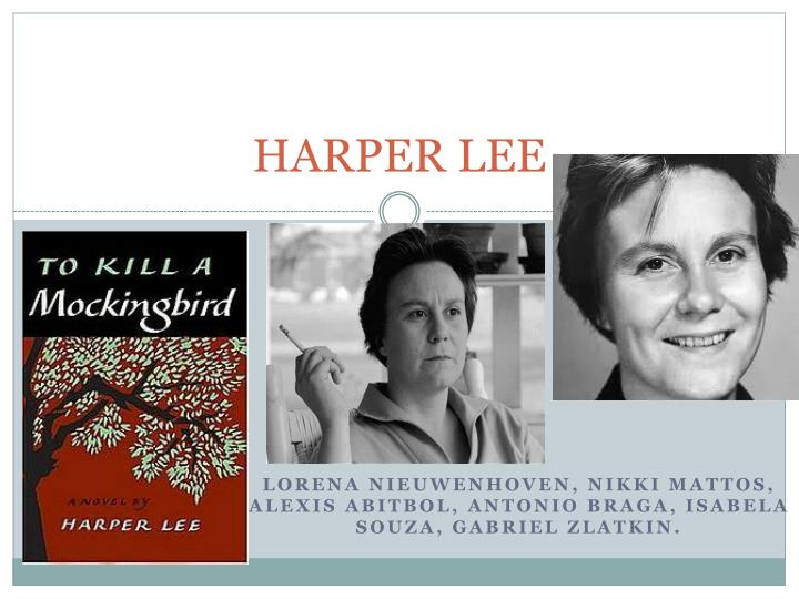 harper lee n.