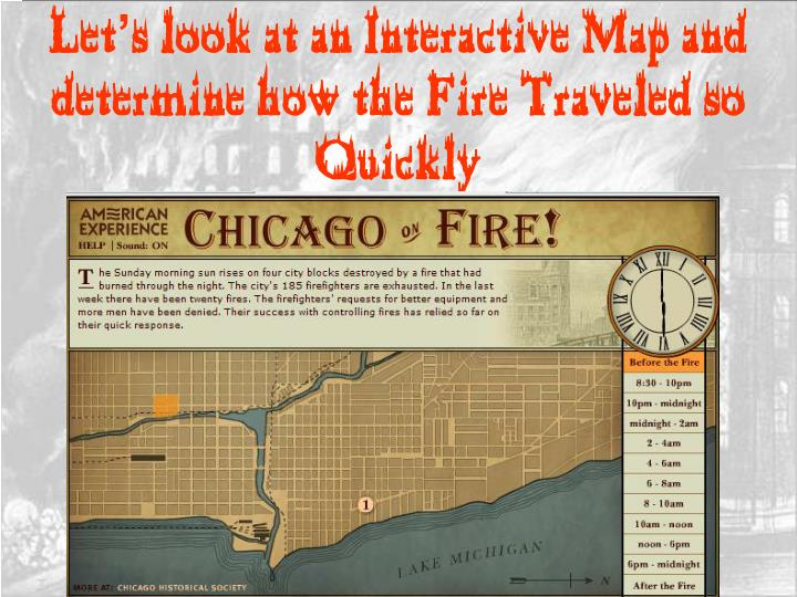 the consequences of the great chicago fire of 1871