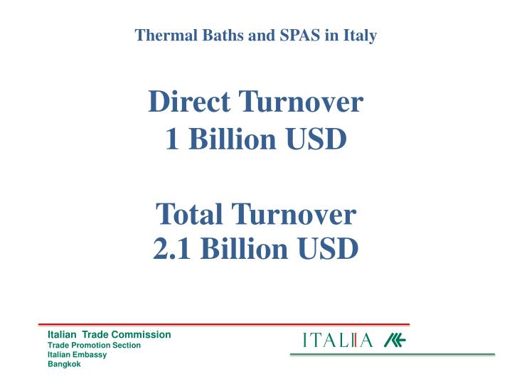 Direct Turnover