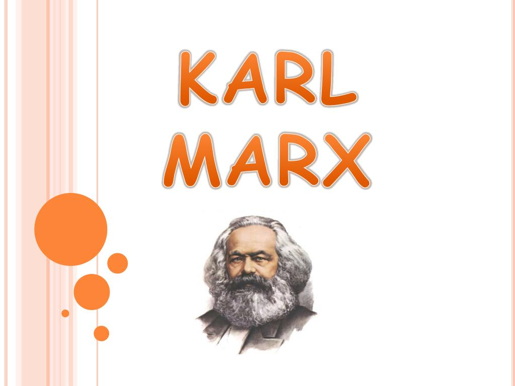 Ppt Karl Marx Powerpoint Presentation Free Download Id