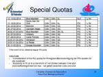 special quotas2