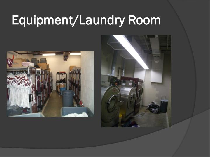 Equipment/Laundry Room