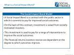 what is a social impact bond