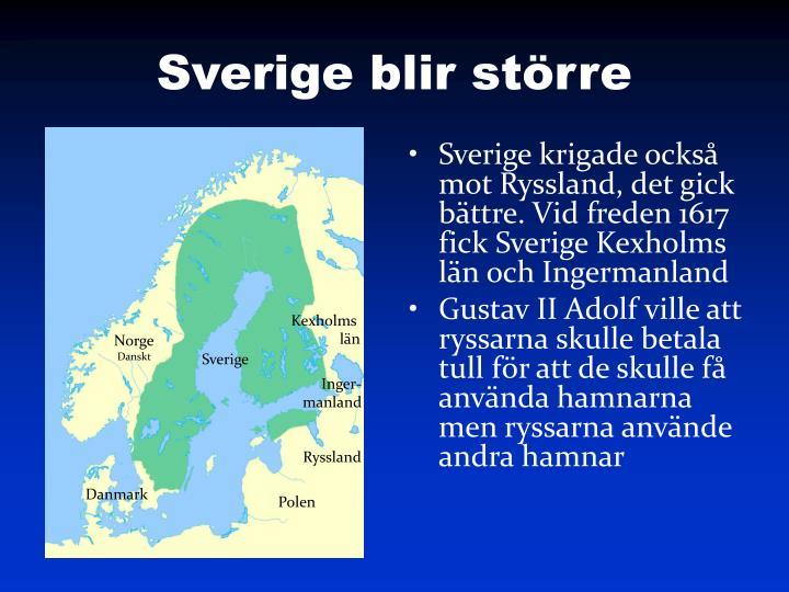 Ppt Sverige Under 1600 Talet Powerpoint Presentation Id 5453844