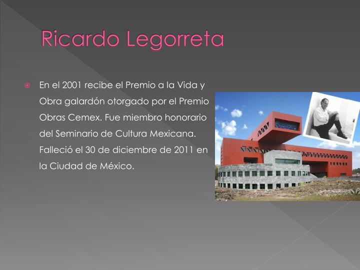 Ricardo Legorreta