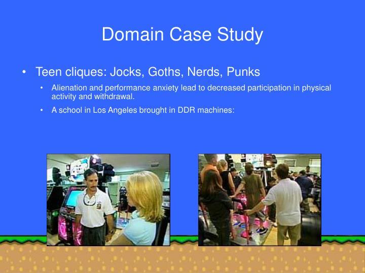 Domain Case Study
