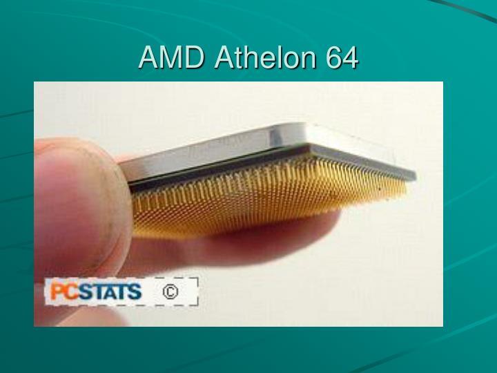 AMD Athelon 64