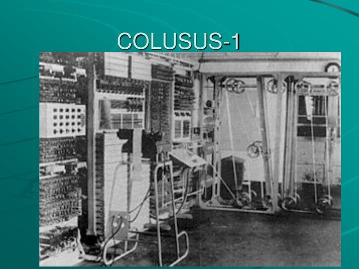 COLUSUS-1