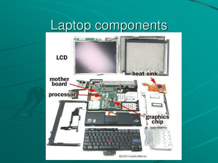 Laptop components