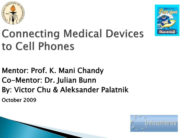 connecting medical devices to cell phones n.