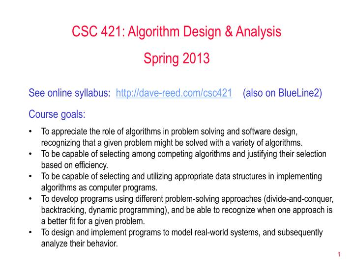an analysis of csc 480 computer graphics Courses print-friendly page add • csc 458 - computer systems analysis and design • csc 459 - data base management systems • csc 465 - the design and.