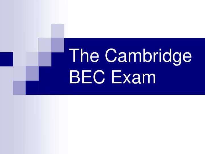 bec higher presentation script Bec oral exam : part ii ge, presentation: candidate == candidate each candidate chooses 1 bec higher exam speaking tips june 3, 2016 by andrew girardin this.