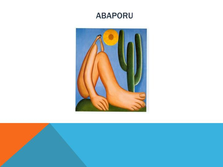 ABAPORU