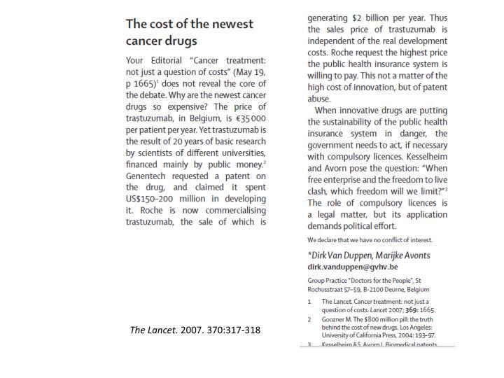 The Lancet.