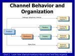 channel behavior and organization6