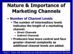 nature importance of marketing channels4