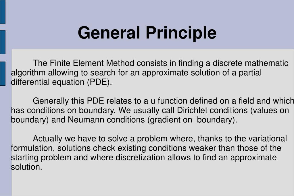 PPT - Finite Element Method PowerPoint Presentation - ID:5455550