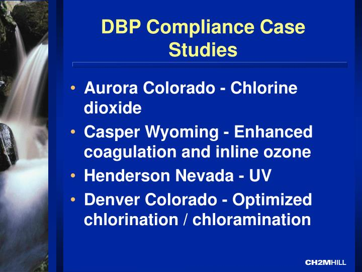 PPT - Compliance Strategies for Stage I & II DBPR 4 Case ...