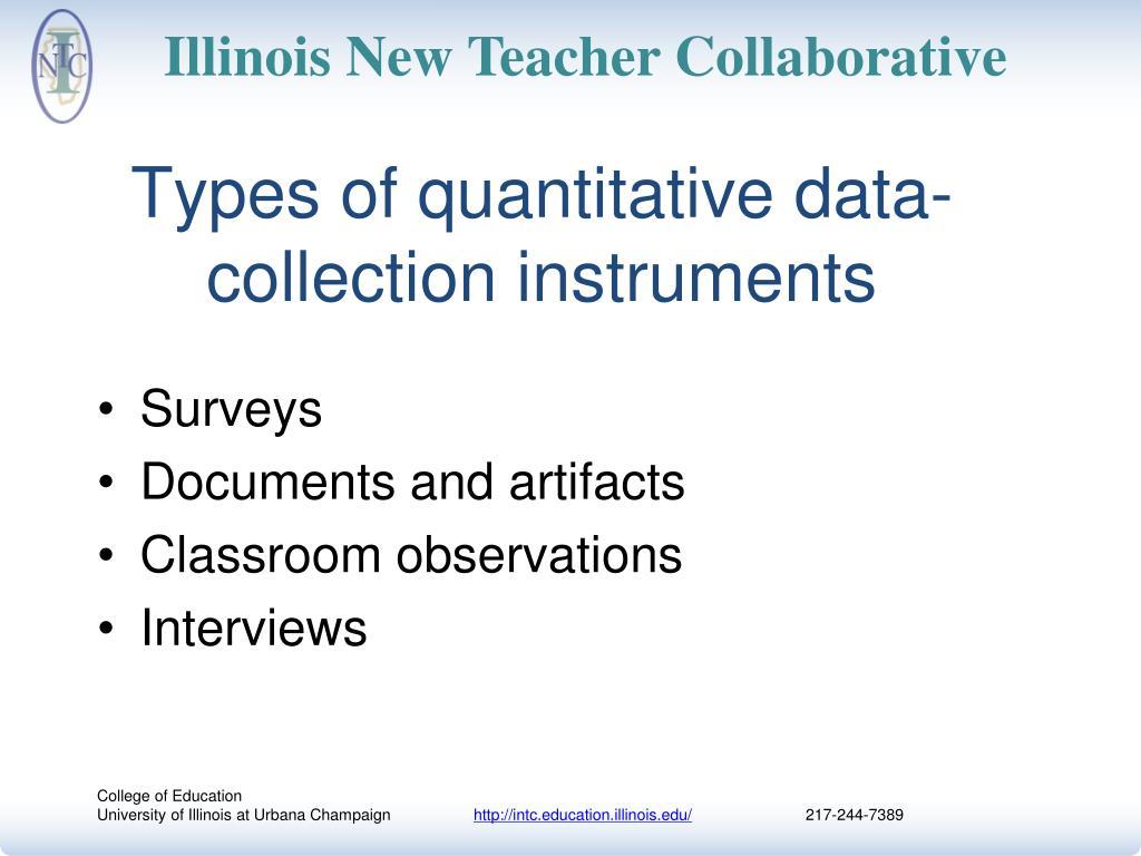 PPT - Making numbers make sense : Analyzing Quantitative Data