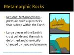 metamorphic rocks1
