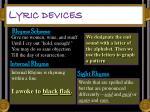 lyric devices2