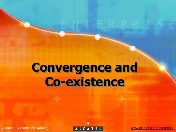 convergence and co existence n.