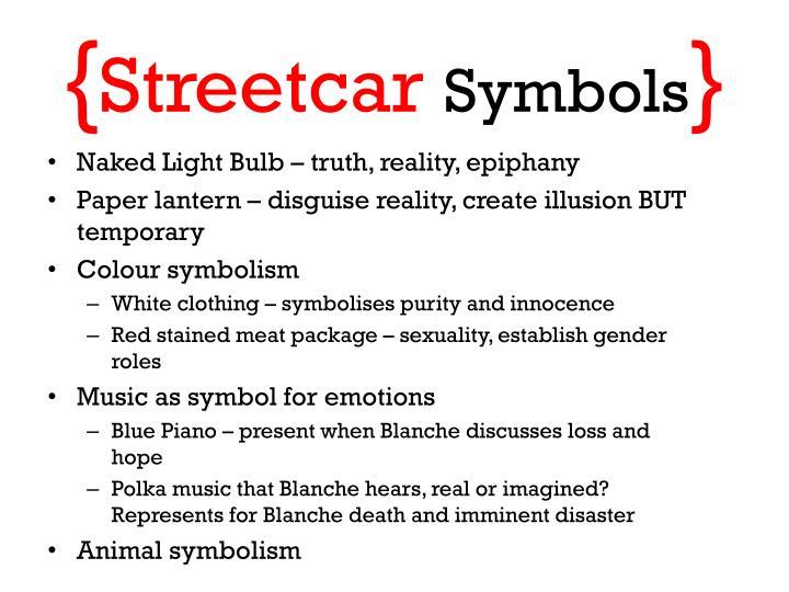 paper lantern streetcar named desire