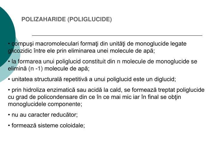 POLIZAHARIDE